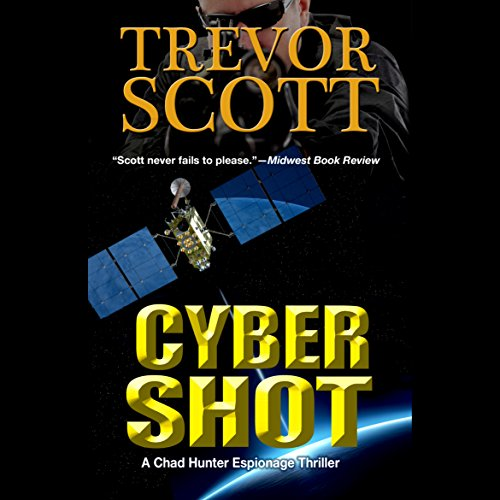 Cyber Shot audiobook cover art