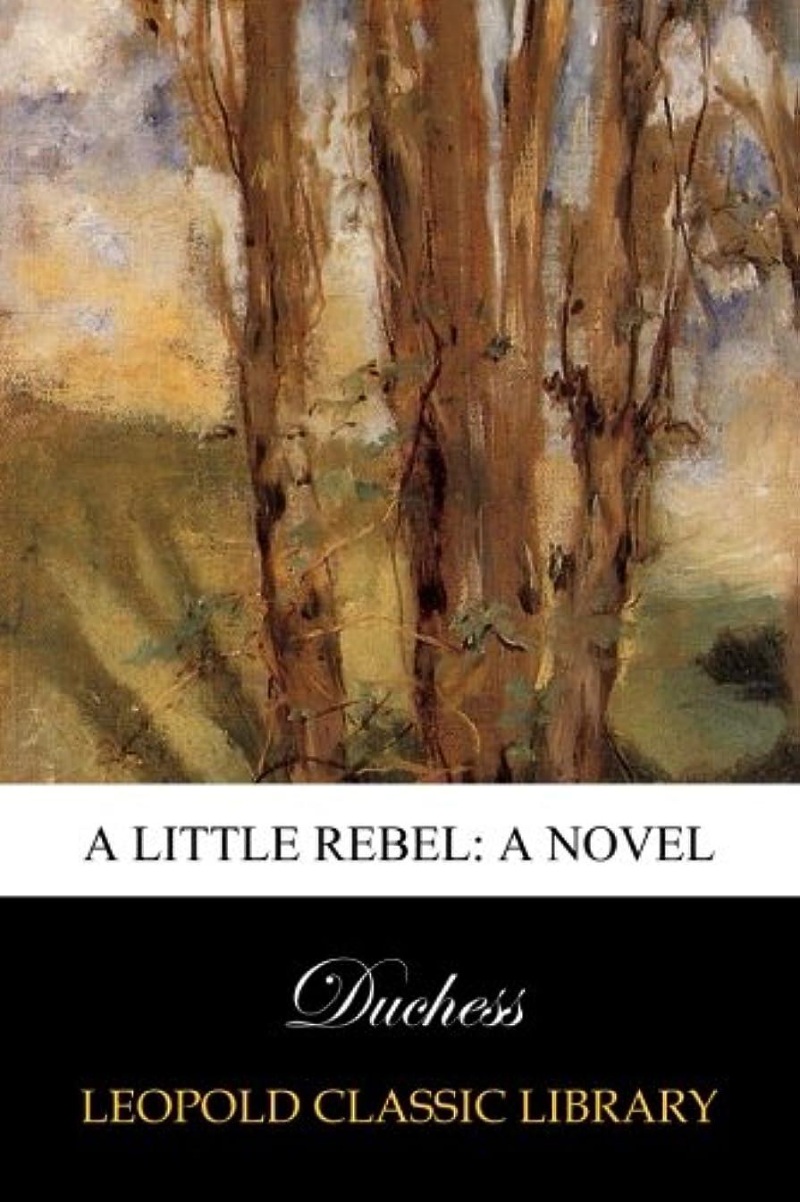 方程式シーズン免除するA Little Rebel: A Novel