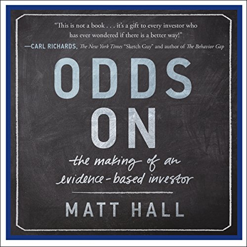 Odds On audiobook cover art