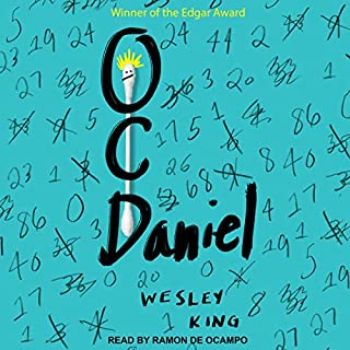 OCDaniel                   Written by:                                                                                                                                 Wesley King                               Narrated by:                                                                                                                                 Ramon De Ocampo                      Length: 7 hrs and 4 mins     4 ratings     Overall 5.0