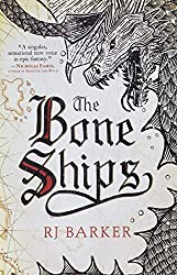Cover of The Bone Ships