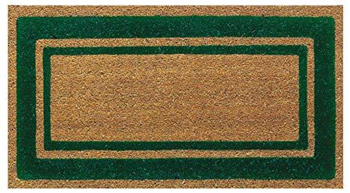 Casatessile Felpudo de Coco Spuer 50x90 cm - Verde