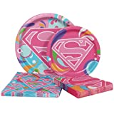 Super Girl Power Birthday Party Express Package for 8 Guests