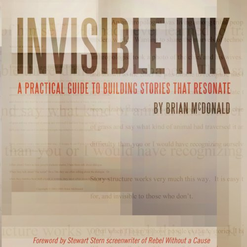 Invisible Ink audiobook cover art