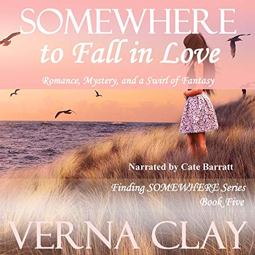 Somewhere to Fall in Love Audiobook By Verna Clay cover art