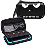 Fintie Carry Case for Nintendo 2DS XL/New 3DS XL LL, Protective Hard Shell Portable Travel Cover Pouch for New 3DS XL LL/New 2DS XL Console with Slots for Games & Inner Pocket (Dont Touch)