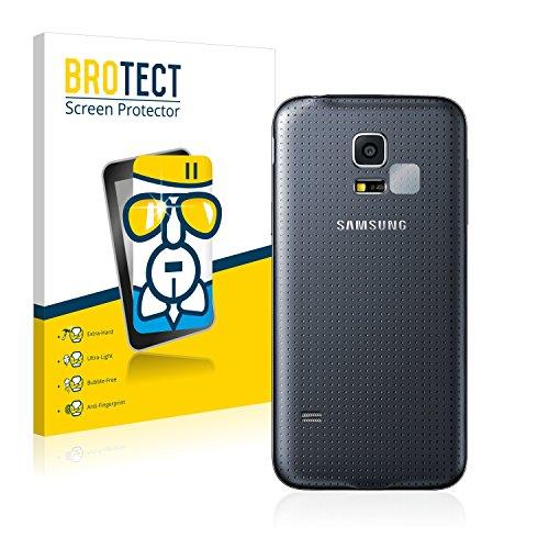 BROTECT Protector Pantalla Cristal Compatible con Samsung Galaxy S5 Mini (SÓLO Cámara)...