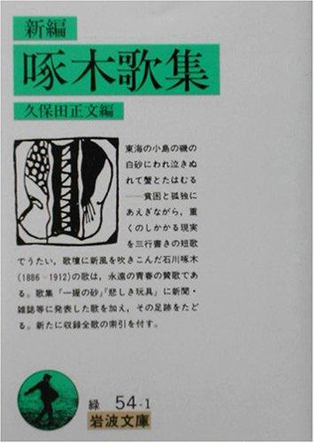 新編 啄木歌集 (岩波文庫 緑54-1)の詳細を見る