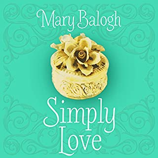 Simply Love audiobook cover art