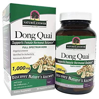 Nature'S Answer Natures Answer Dong Quai Root 90 Capsules from Nature's Answer
