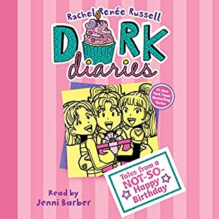 Dork Diaries 13 audiobook cover art