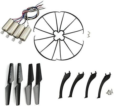 Upgraded Spare Parts Replacement for Syma X5S X5SC X5SW RC Quadcopter Rc Helicopter Copter Toy product image