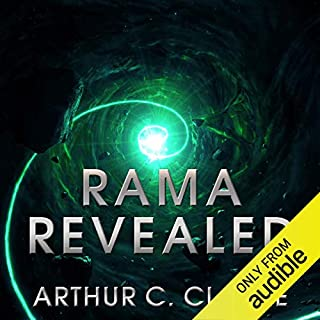 Rama Revealed     Rama Series, Book 4              Written by:                                                                                                                                 Arthur C. Clarke                               Narrated by:                                                                                                                                 Toby Longworth                      Length: 19 hrs     10 ratings     Overall 4.8