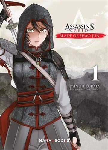 Assassin's Creed : Blade of Shao Jun - tome 1 (1)