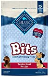Blue Buffalo BLUE Bits Natural Soft-Moist Training Dog Treats, Beef Recipe 9-oz bag