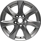519GEv AKSL. SL160 - Partsynergy Replacement For New Replica Aluminum Alloy Wheel Rim 16 Inch Fits 2010-2011 Mazda 3 7 Spokes 5-114.3mm