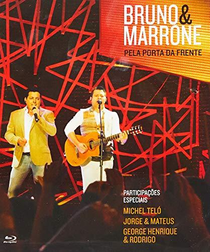 Bruno & Marrone - Pela Porta Da Frente [Blu-ray]