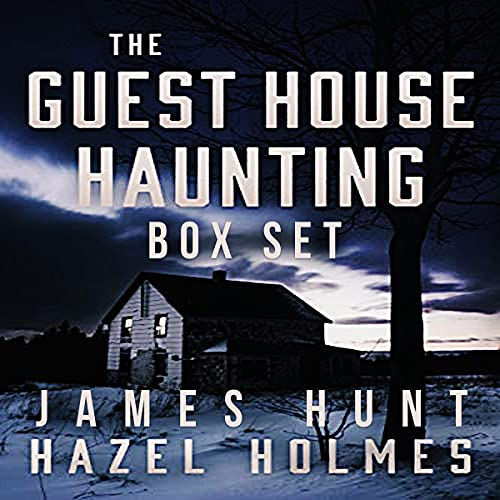 The Guest House Hauntings Boxset cover art