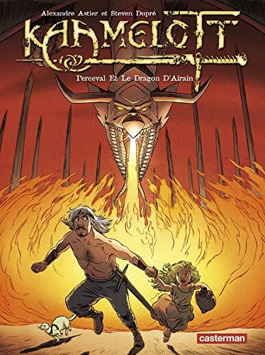 Kaamelott, Tome 4 : Perceval Et Le Dragon D'Airain