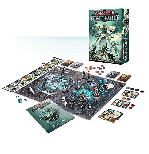Games Workshop Warhammer Underworlds: Nightvault Brettspiel