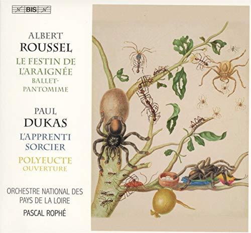 Roussel Le Festin de l'Araignee/Dukas l'Apprenti Sorcier