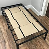 MABIS DMI Healthcare Folding Bed Board Mattress Support, Twin Size, Brown