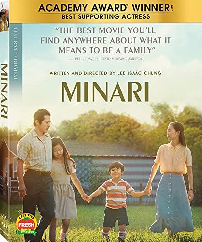 Minari - Blu-ray + Digital - $7.99 @ Amazon + FS with Prime