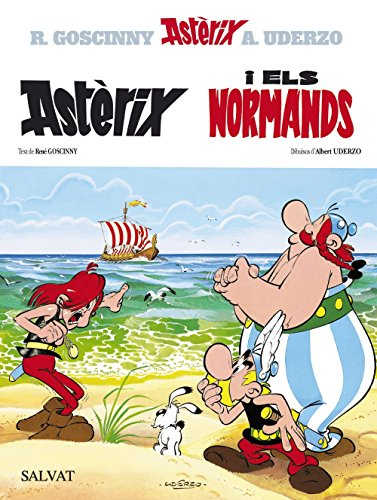 Asterix I Els Normands / Asterix and the Normans