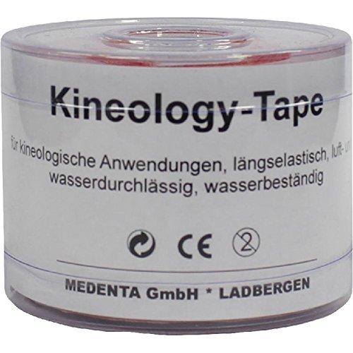 KINEOLOGY Tape 5 cmx5 m rot 1 St
