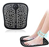 Massage des Pieds - Tapis électrique portatif de massage,simulateur de muscle de massage pour corps,réduction de la fatigue favorisant la circulation de sang,Design Ergonomique