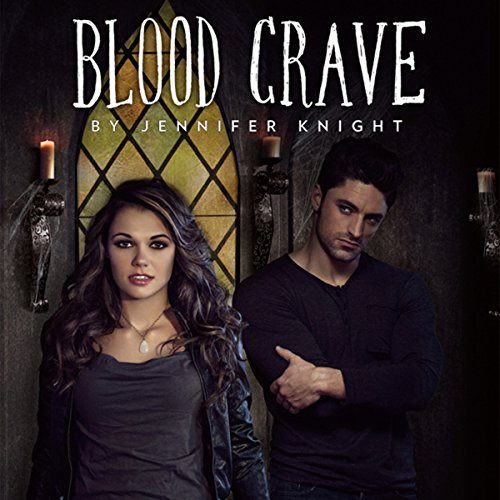 Blood Crave audiobook cover art