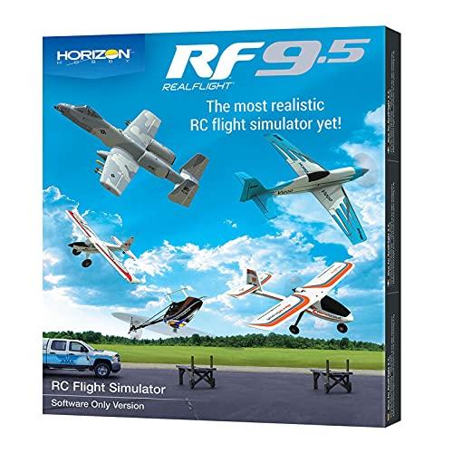 リアルフライト9.5 フライトシミュレーター ソフトウェアのみ / 日本語取扱説明書完全版付き(DVD)