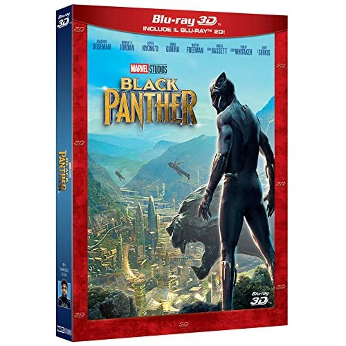 Black Panther (2 Blu-Ray)
