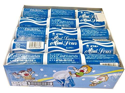オリオン ミニサワー 30個入 食玩 清涼菓子