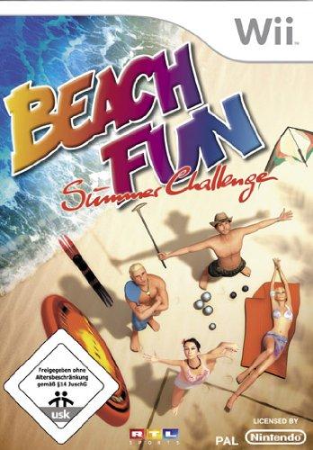 Beach Fun : Summer Challenge [import allemand]