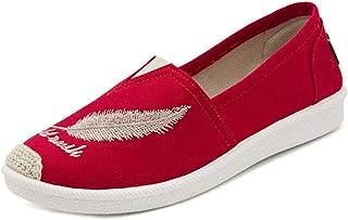 Damesschoenen met veters, canvas met verhoogde inlegzolen, wandelschoenen voor vrouwen, outdoorschoenen, maat 35-42