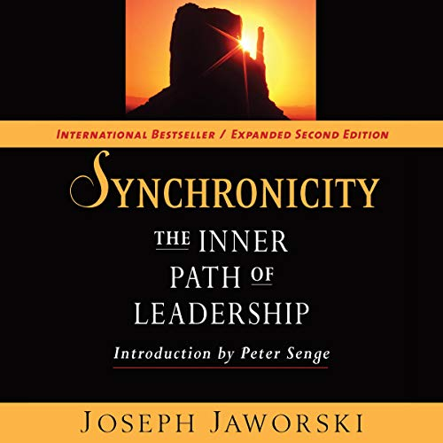 Synchronicity     The Inner Path of Leadership              著者:                                                                                                                                 Joseph Jaworski                               ナレーター:                                                                                                                                 Jeff Hoyt                      再生時間: 9 時間  36 分     レビューはまだありません。     総合評価 0.0