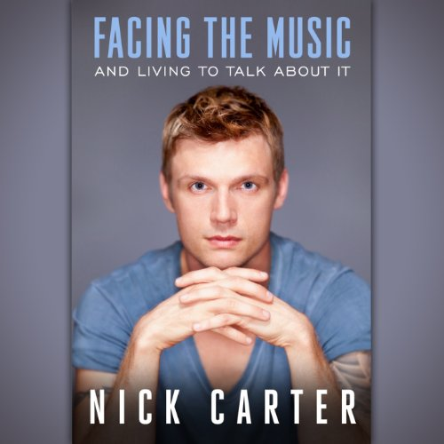 Facing the Music and Living to Talk About It audiobook cover art
