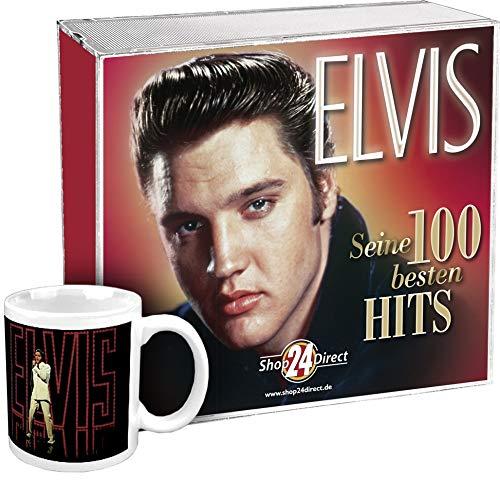 Seine 100 besten Hits + GRATIS Tasse
