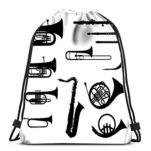 EU Drawstring Bags Backpack Slogan Oops Travel Gym Bags Rucksack Shoulder Bags 3D