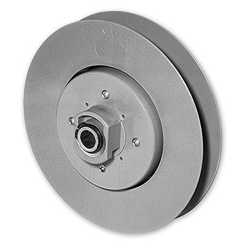 Gurtzuggetriebe 'Lunamat' Übersetzung: 3:1, bis max 45 kg, Gurtaufnahme: 9 m, Gurtbreite: 23 mm, für Rolladen, von EVEROXX®