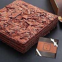 チョコレートケーキ ボヌール・カレ 冷蔵便[冷] 30年変わらぬおいしさ ケーキ お礼 プレゼント ギフト チョコレート お菓子【13時までのご注文で即日出荷可能】
