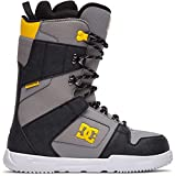 DC Phase Mens Snowboard Boots Frost Grey Sz 10
