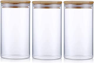 Best oggi glass canisters Reviews
