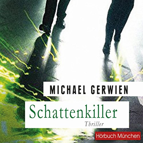 Schattenkiller audiobook cover art