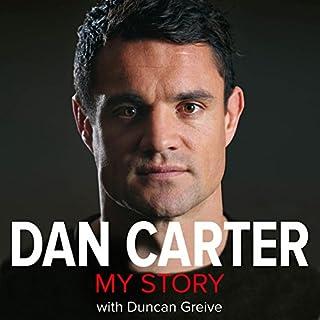 Dan Carter: My Story cover art