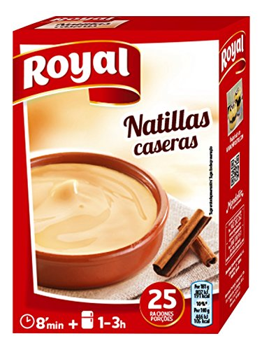 Natillas Caseras - Vanillecreme