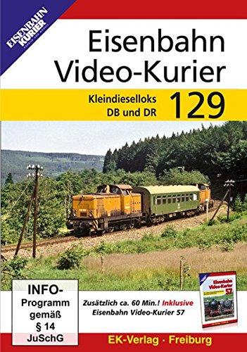 Eisenbahn Video-Kurier 129 - Kleindieselloks DB und DR
