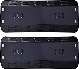 Votenli P9350A (2-Pack) Porcelain Steel Heat Plate, Heat Shield Replacement for Dyna-Glo,Master Forge MFA350BNP, MFA350CNP,MFA350BNN,DGP350NP,DGP350SNP-D