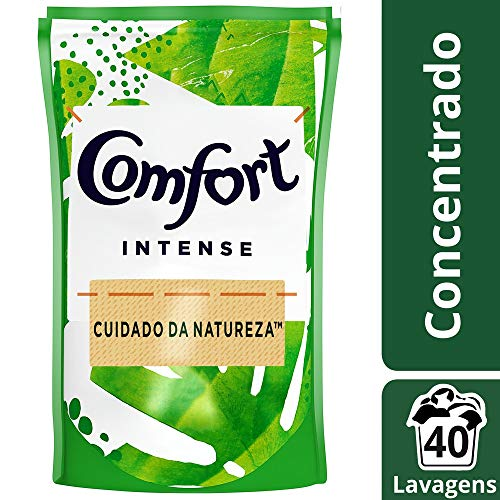 Amaciante Intense Comfort Cuidado Da Natureza Refil 900 Ml, Comfort